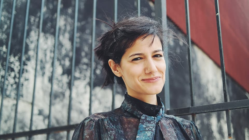 "Berlin Film Residencies – ""Being a part of this generous programme has had a profound effect on my writing and presenting the content. Plus meeting this exciting group of filmmakers was amazing."" Ceylan Özçelik, Turkey, BERLIN AiR fellow 2018"