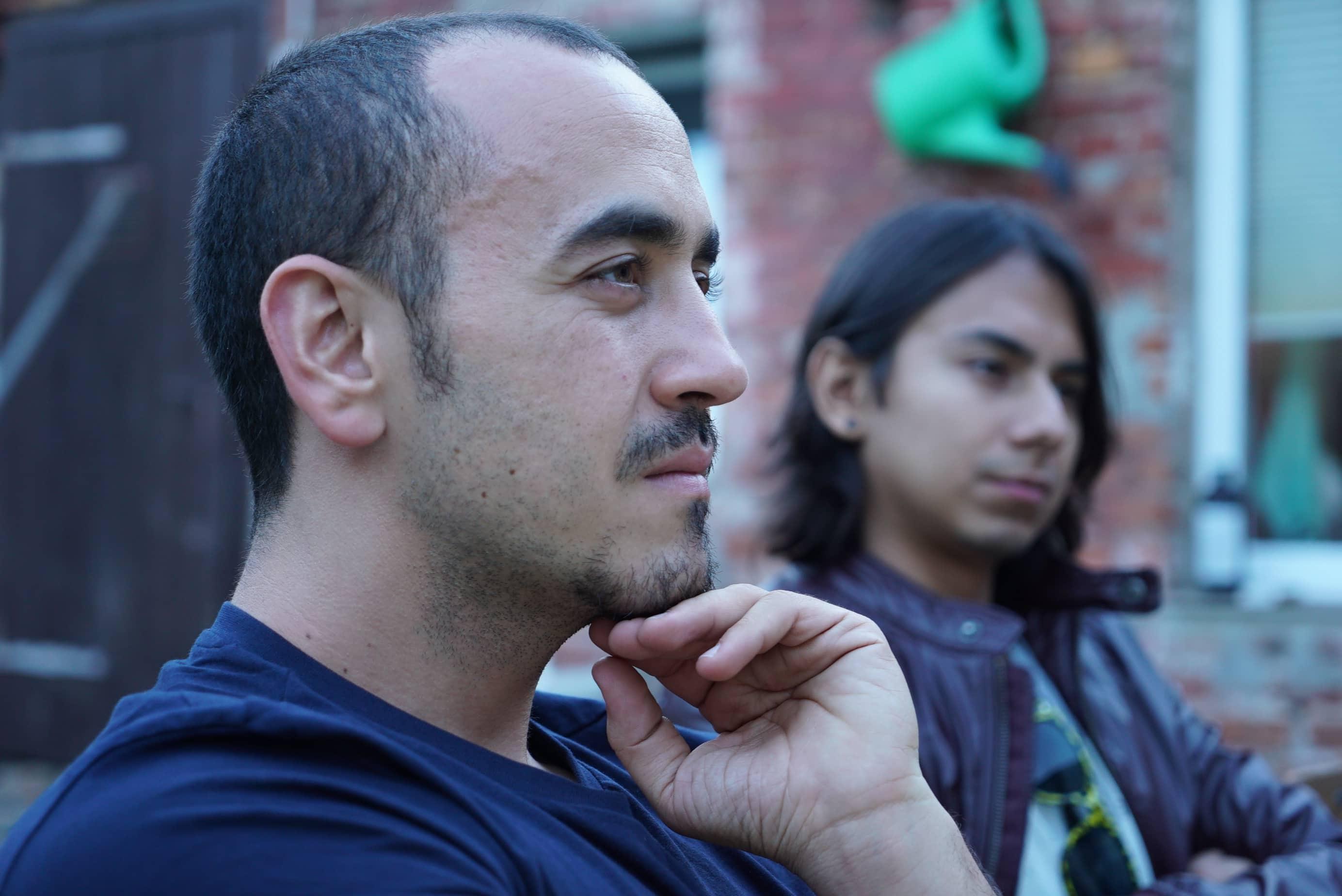 Berlin Film Residencies – 2016 BERLIN AiR fellows Muayad Alayan and Ricardo Soto