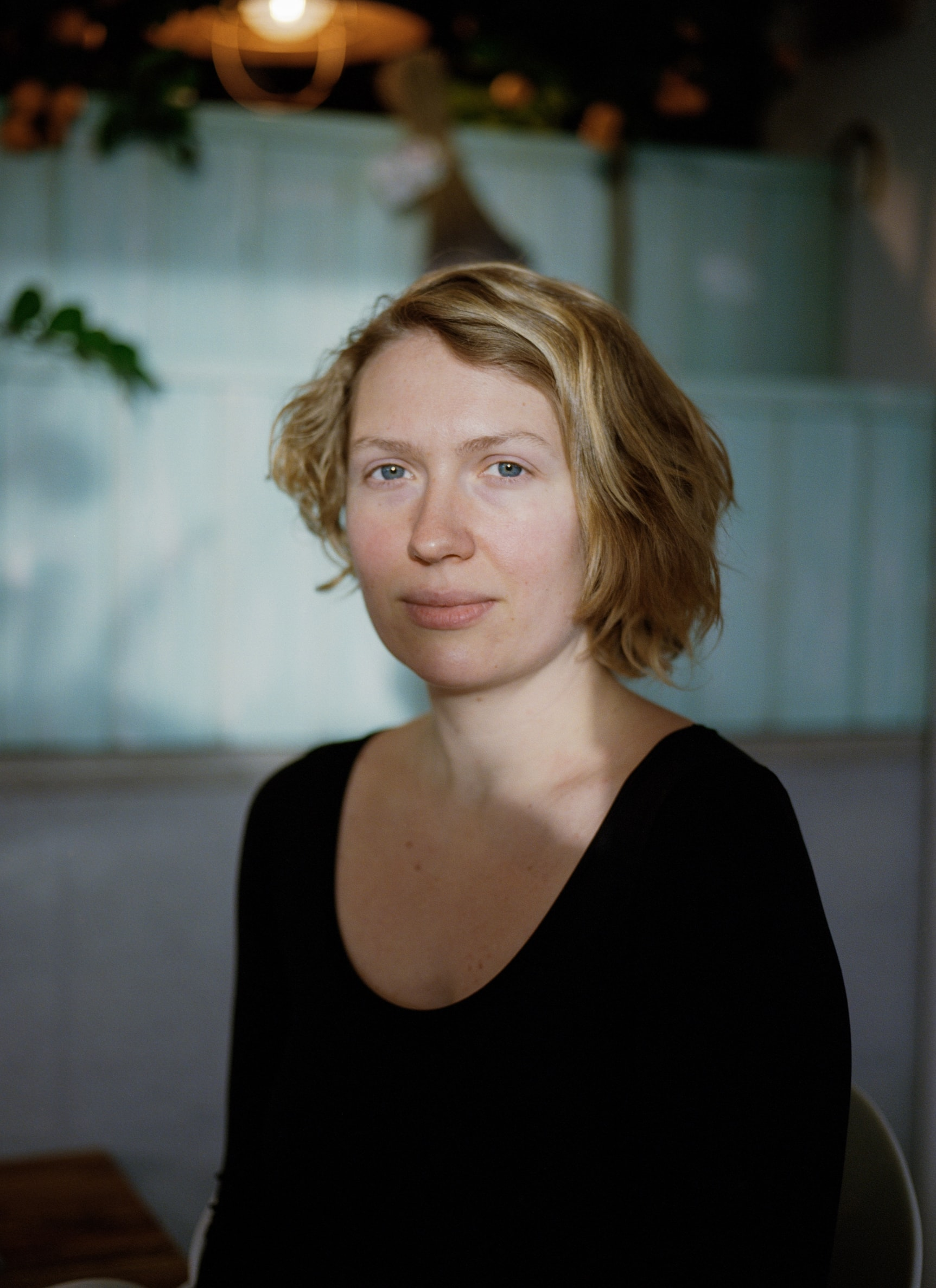"Berlin Film Residencies – ""Being alone is a necessity for the creative process. During my residency time, I was able to leave everything behind and focus just on writing. Foresee my characters future. Read between the lines."" Magda Jaroszewicz, HAUS AM SEE fellow 2019"